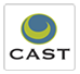 Coalition to Abolish Slavery and Trafficking (CAST) Logo