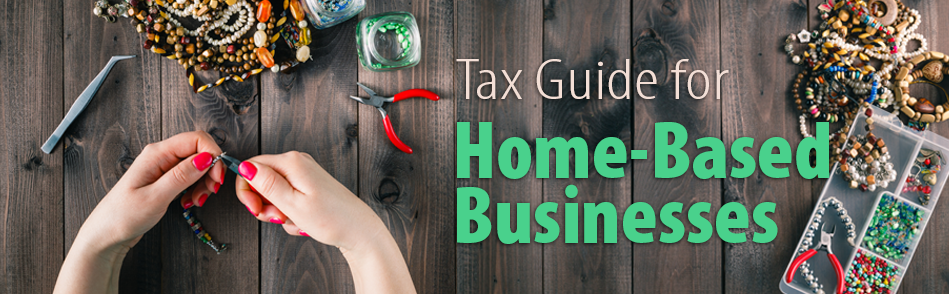 Welcome to Tax Guide for Home-Based Businesses